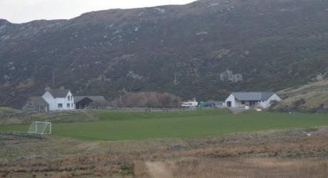 Scourie Pavilion crop