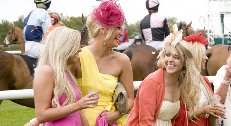 Ladies Day at Musselburgh Racecourse