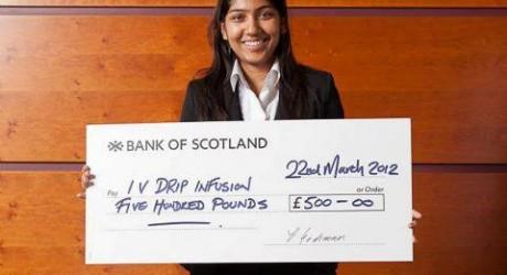 Kanika cheque