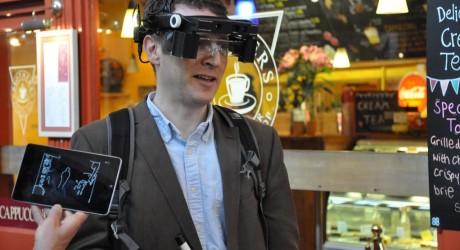 RNIB smart specs