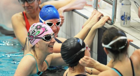 Scottish Swimming Adult Swim Series-Edinburgh