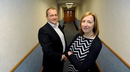 Chris and Alison Munro allmedia