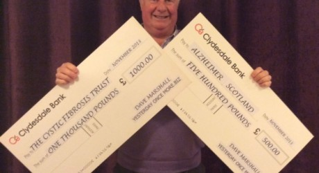 Dave Marshall and Cheques allmedia