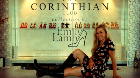 Emily Lamb, Corinthian Collection