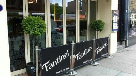 Fantinel restaurant