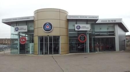 Greenwell Road Showroom allmedia