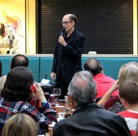 Jeffery Deaver at The Avenue (2) allmedia