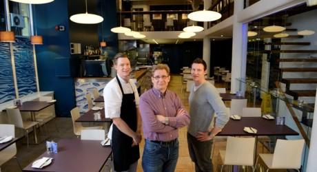 Kristian, Janne & Matt Johansson allmedia