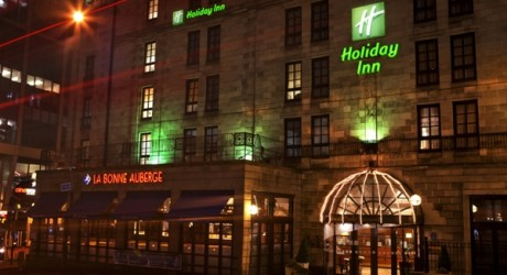 LBA and the holiday inn