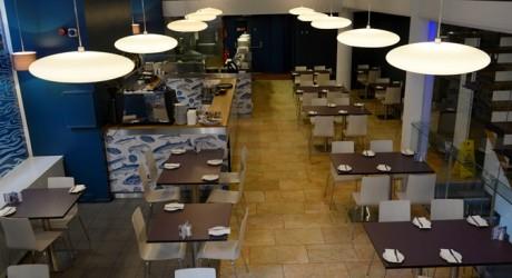 Mussel Inn Glasgow Interior allmedia