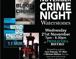 The Avenue Crime Night