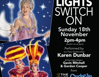The Avenue Xmas Lights Switch-on