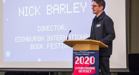 Nick Barley Keynote #SYP2020