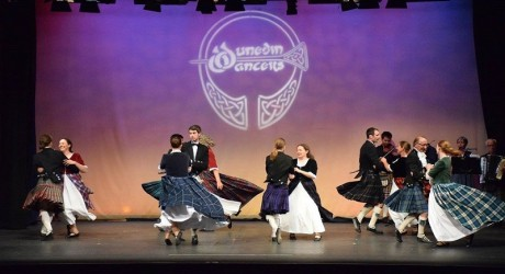 Dunedin International Folk Dance Festival - Birling at Church Hill Theatre resized
