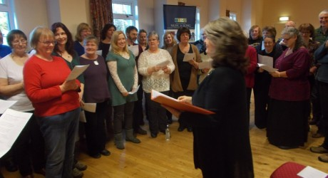 Past Singers Gathering workshop image