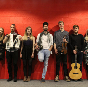 TMSA Young Trad Tour 2017 Indoor with instruments