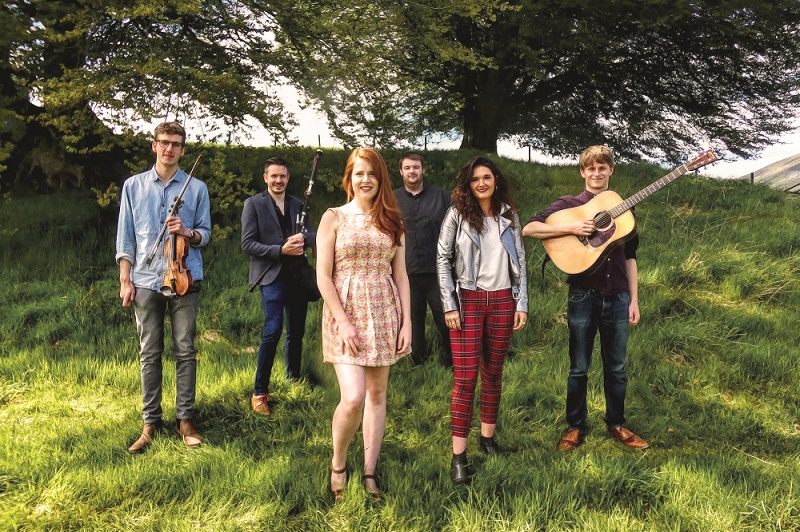 Media release: Top young traditional musicians tour Scotland and beyond