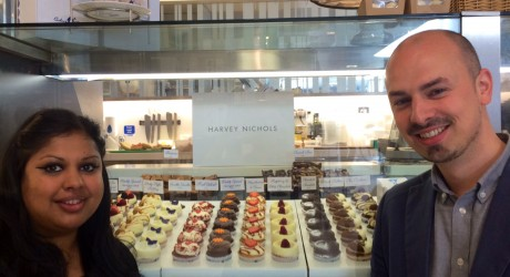 Harvey Nichols Launch Photo