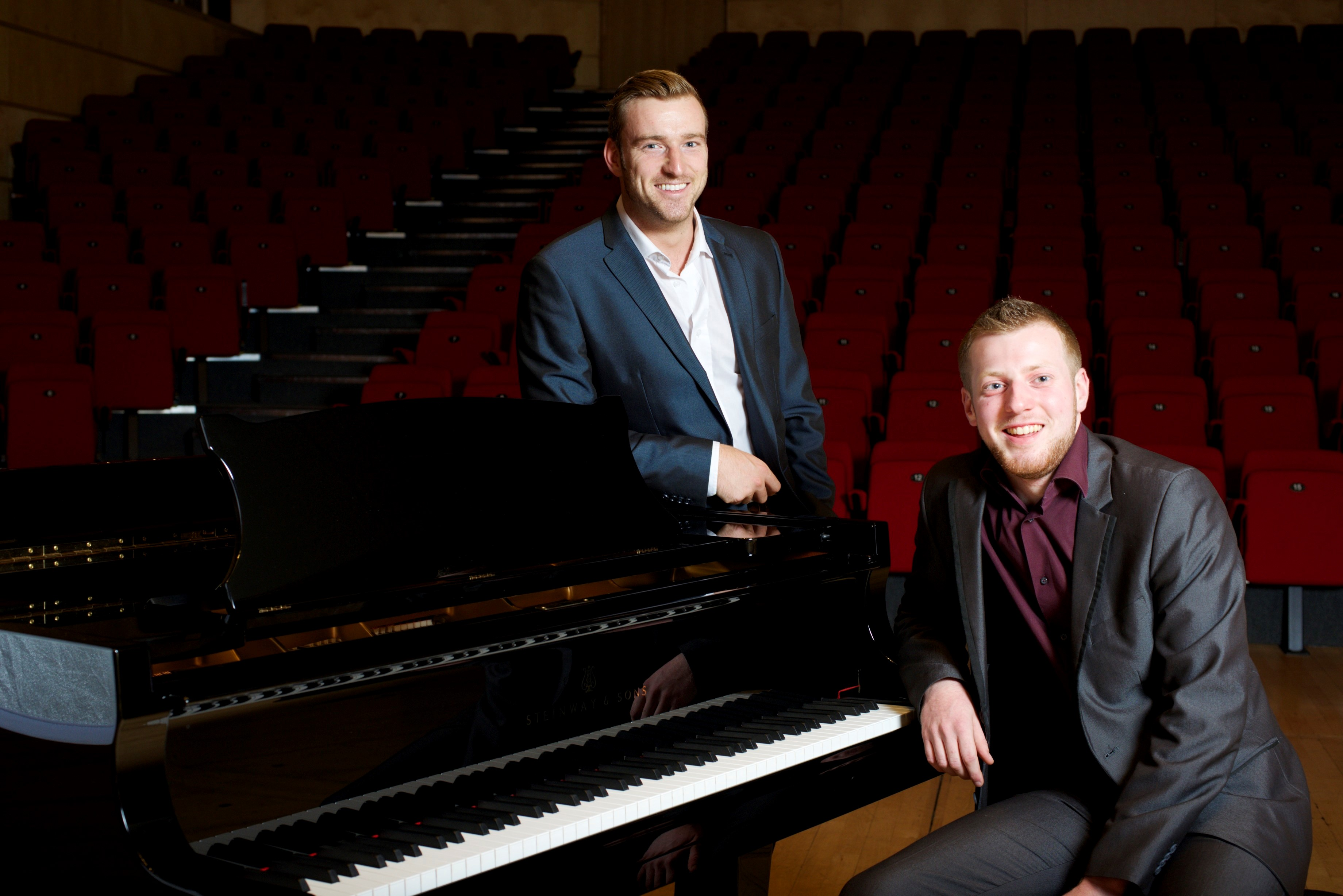 Media Release:  Glasgow Philharmonia Orchestra launch February 'Movies to Musicals' concert with Jai McDowall