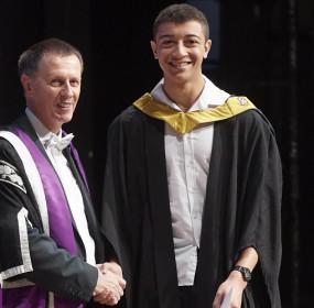 Inverness College UHI Graduation