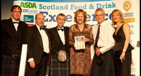 Bruichladdich and Agronomy Institute win innovation award