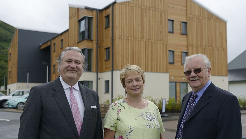 Media Release: Work completed on Fort William student residences