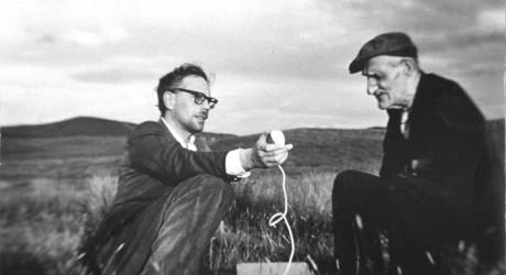 Hamish Henderson & Alec Stewart