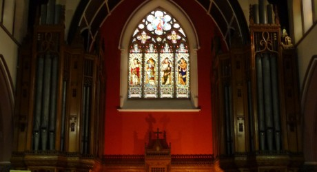 Pollokshields Church Chancel