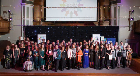 All the winners from across the UK and Ireland at the 2019 Epic Awards ceremony #2
