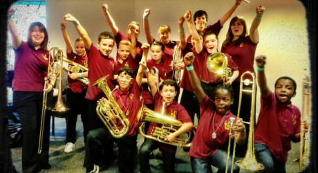 Gorbals Youth Brass Band