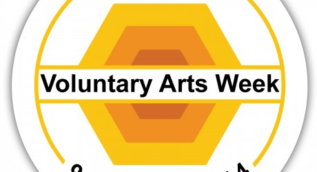 Voluntary Arts Week logo 2014