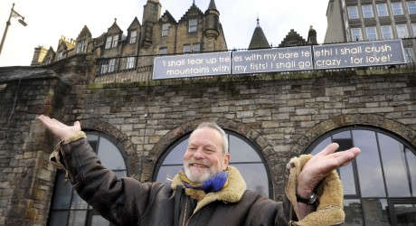 FREE PIC Terry Gilliam at Edinburgh City of Literature Quote 01