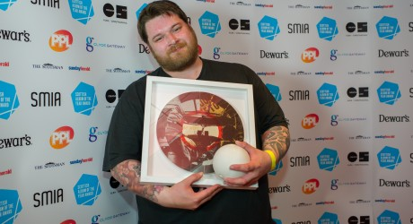 RM Hubbert - winner of the 2013 Scottish Album of the Year Award